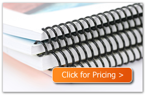 Spiral Bound Book Printing in San Diego